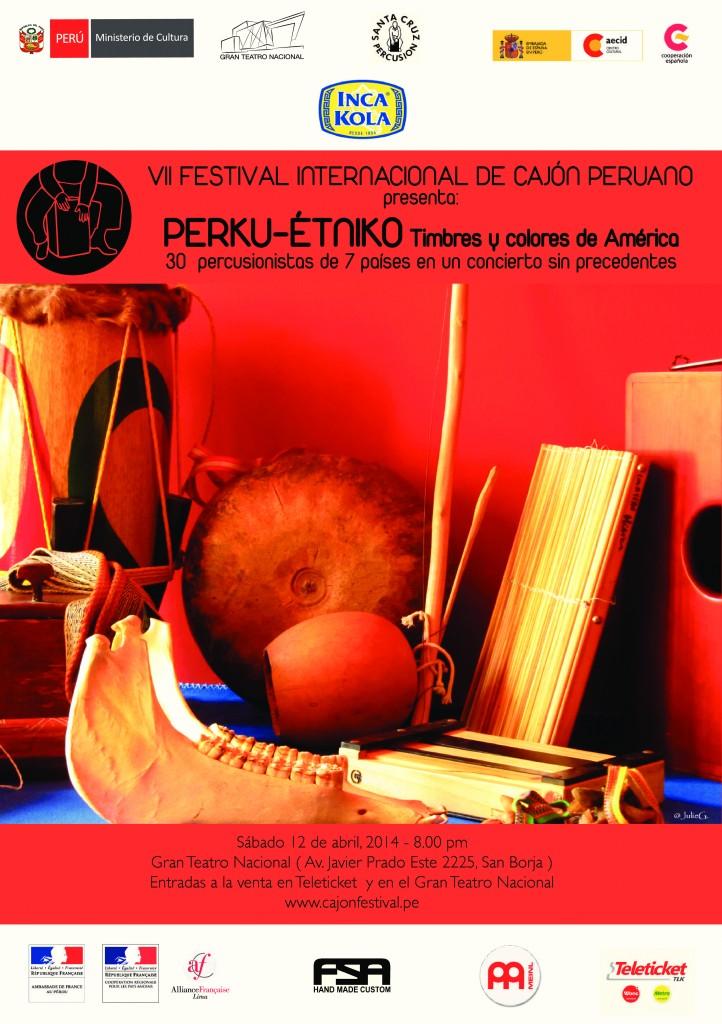 Afiche PERKU-ETNIKO - 12 abril - GTN