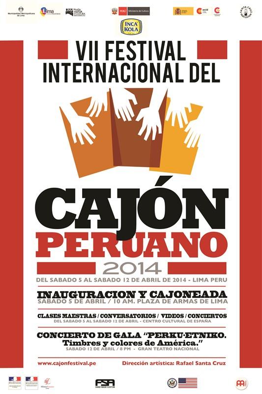 Afiche general FICP 2014 - baja