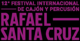 12° Festival internacional de cajon y percusion Rafael santa cruz